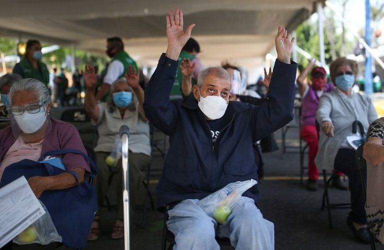 699  defunciones originadas por la enfermedad de Covid-19 en las últimas 24 horas en México