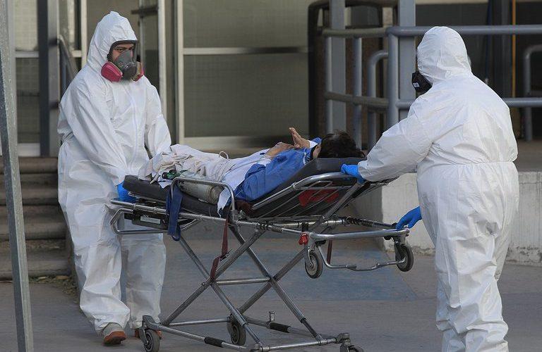 Hospitalización de enfermos de covid disminuyó al 20%