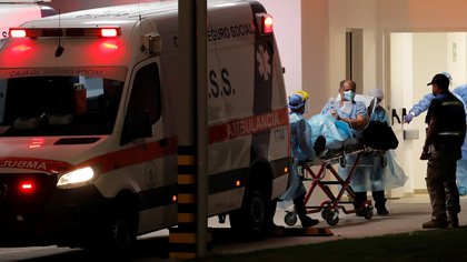 México superó las 188 mil muertes por Covid