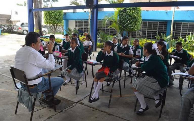 Maestros de Aguascalientes: Regreso a clases en verde y todos vacunados