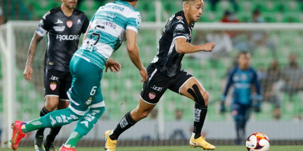 Rayos en el tobogán, caen 3 a 1 con Santos