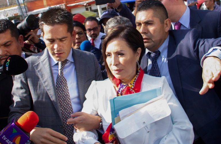 Rosario Robles se declaró inocente del presunto desvío de más de 5 mil millones de pesos
