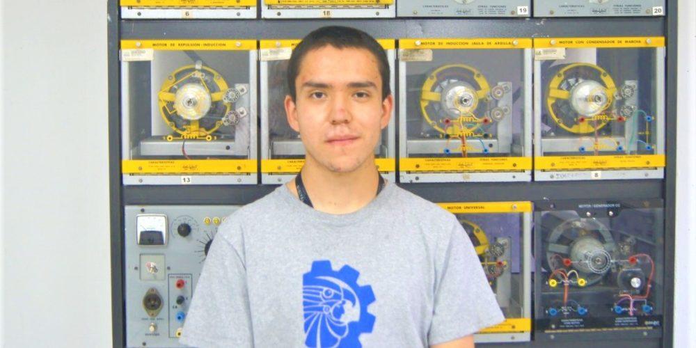 Estudiante de Ingeniería Electrónica del ITA  asistirá a programa educativo en EU