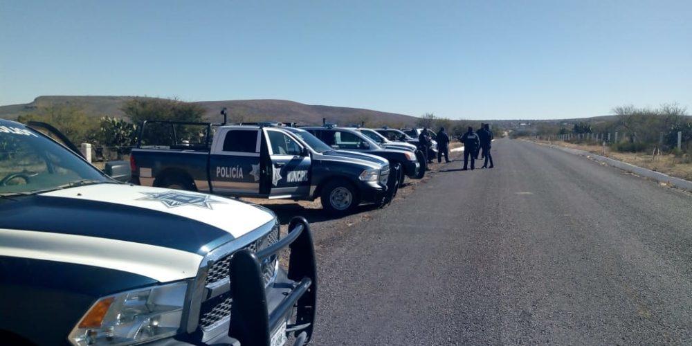 Blindan límites de Aguascalientes con Jalisco tras balacera en La Chona
