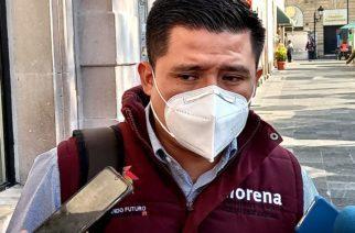 Que Morena no se equivoque con el candidato a la alcaldía capital: Guzmán