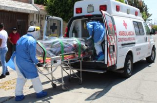 Llega Aguascalientes a 2,312 muertos por covid a un año de la pandemia
