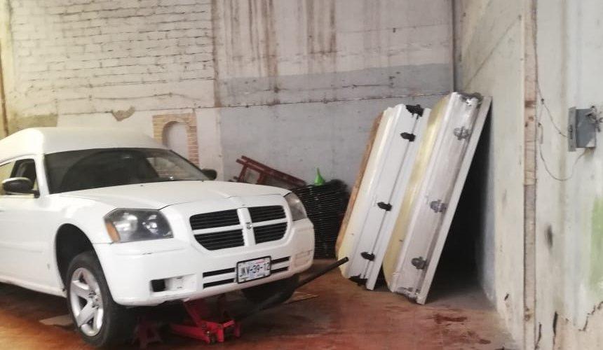 Suspenden funeraria de Aguascalientes por incumplir medidas de seguridad