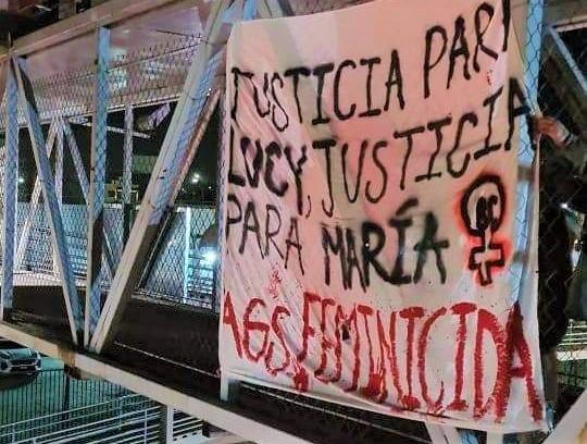Exigen feministas justicia y acciones ante feminicidios en Aguascalientes