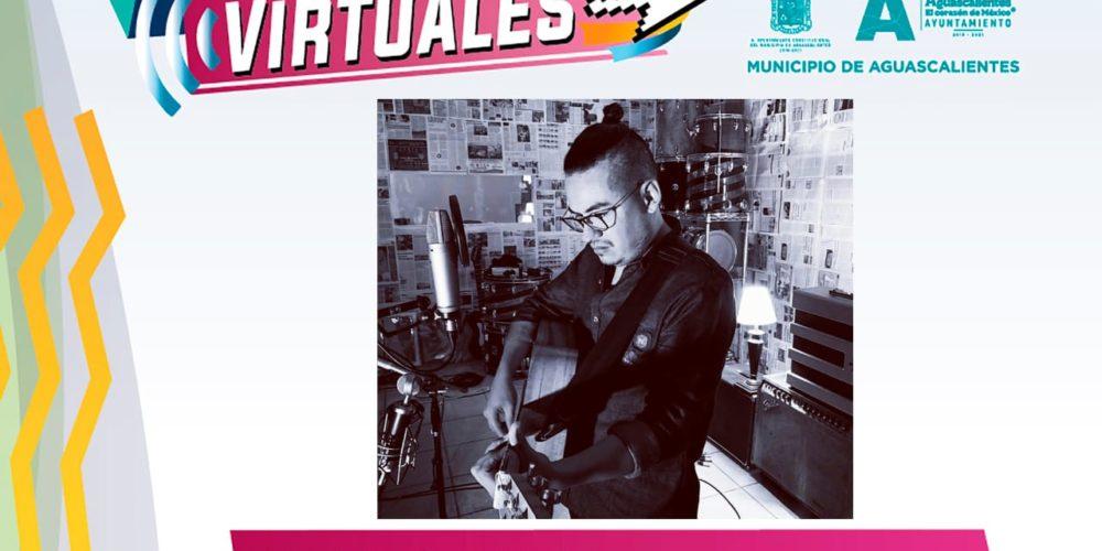 No te pierdas el concierto virtual de Miguel Macías este domingo