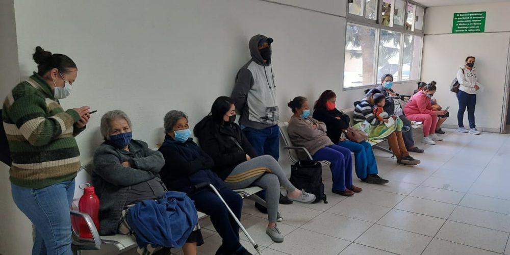 Denuncian maltrato y falta de atención en clínica 7 del IMSS