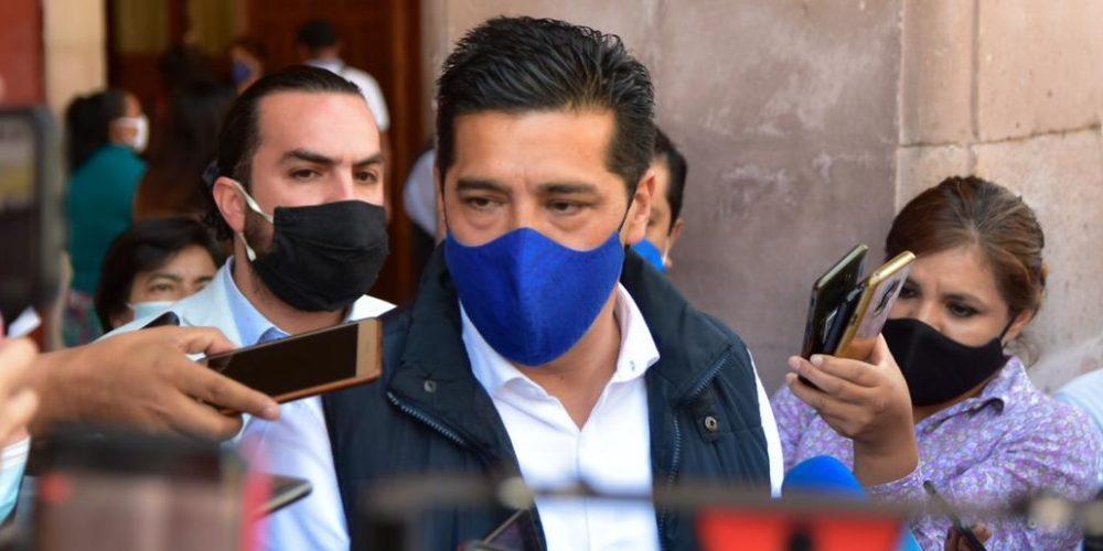 Renuncia Leo Montañez como Secretario de Desarrollo Social Municipal de Aguascalientes