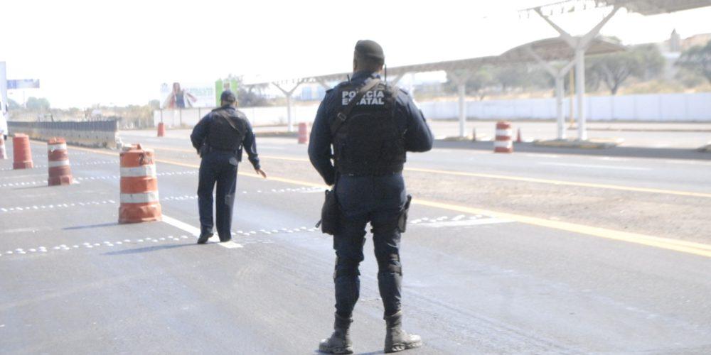 Policías auxilian a jalisciense que llegó herido por una bala a Aguascalientes