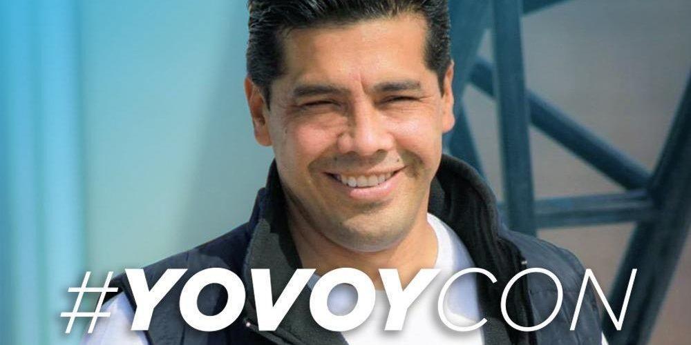 Registran a Leo Montañez como candidato a la alcaldía de Aguascalientes por el PAN-PRD