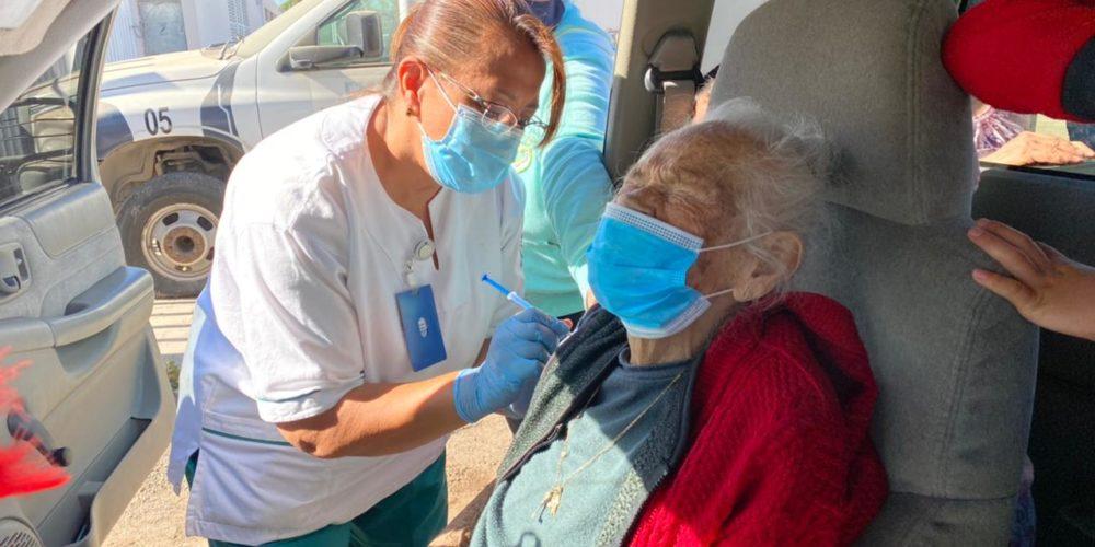 Faltan por vacunar más de 1.3 millones de personas en Aguascalientes