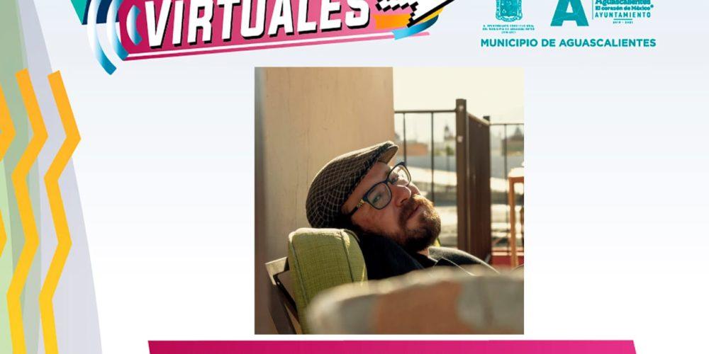 No te pierdas la presentación virtual de Checo Pacheco este domingo