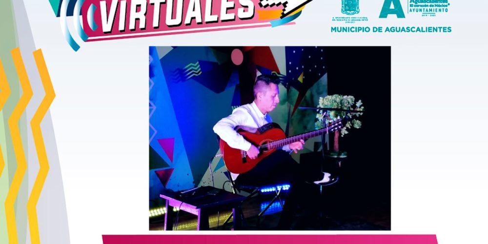 Disfruta del concierto virtual de Poeta