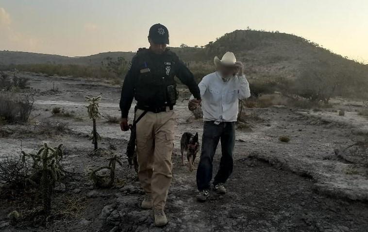 Que se les perdió anciano de 90 años en cerro de Aguascalientes. Policías lo localizaron