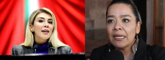 Norma Guel y Elsa Amabel Landín serían las beneficiadas con las pluris en el PRI