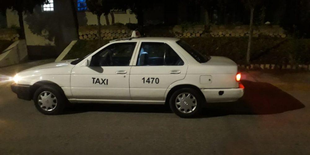 Detienen a sujeto por robo con uso de violencia contra taxista en Mirador de las Culturas