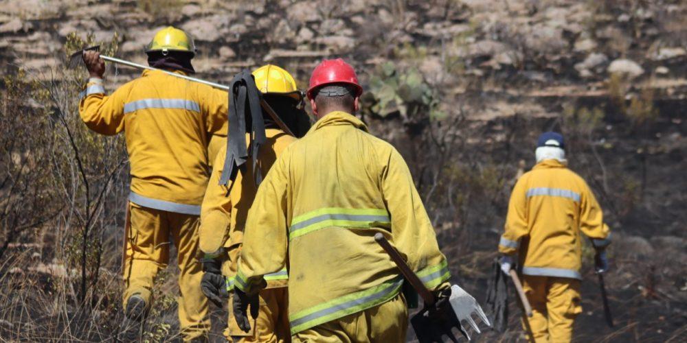 Bomberos estatales piden extremar precauciones para prevenir incendios