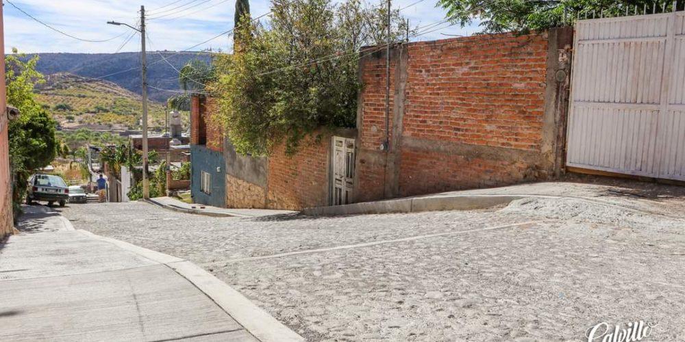Ayuntamiento de Calvillo entrega obras en comunidades