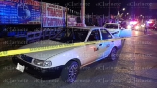 Pelea de Uberiano vs Taxista terminó a balazos en Aguascalientes