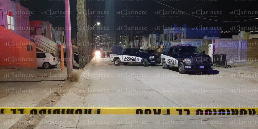 Asesinan a balazos a distribuidor de drogas en Villas del Puertecito