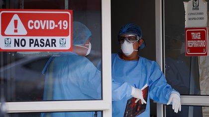 Estiman 31,301  casos activos de Covid-19 en México