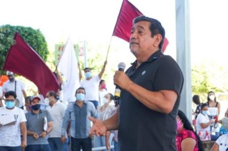 Morena no puede sustituir a Salgado Macedonio como candidato
