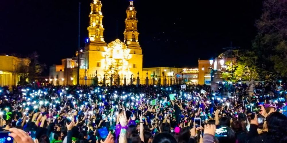 Liberan a personas detenidas tras el 8M en Aguascalientes