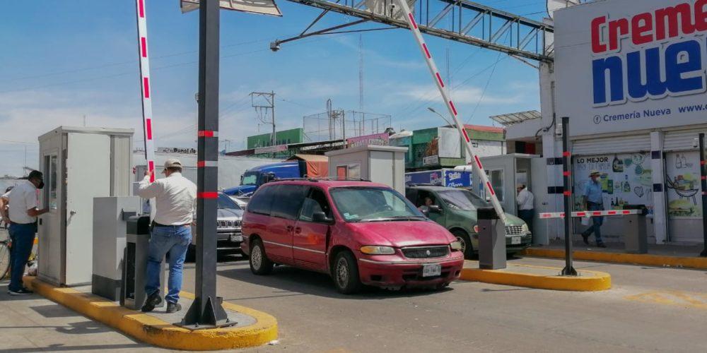 Comienzan pruebas de organización en estacionamientos del Agropecuario