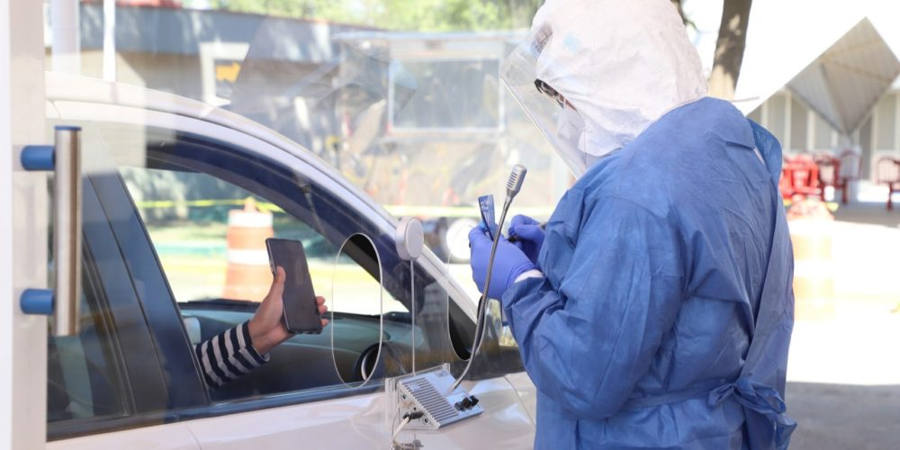 Centro de detección Covid-19 inicia operaciones en la UAA