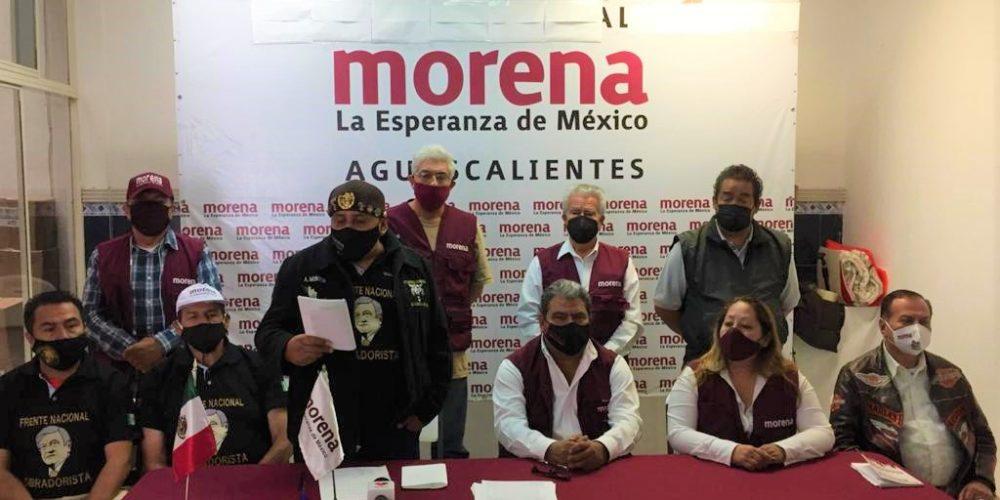 Morenistas de Aguascalientes piden diálogo con Mario Delgado por imposición de candidatos