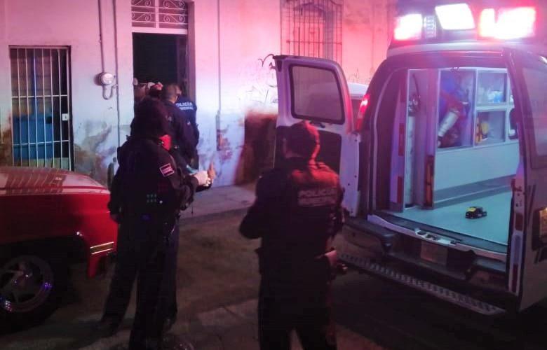 Molesto porque lo robaron, rompió un vidrio, se cortó y murió desangrado en Aguascalientes
