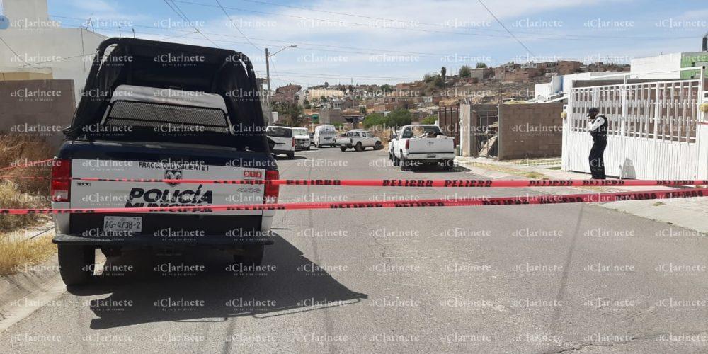 Asesinan a un hombre en el fraccionamiento Terranova en Aguascalientes