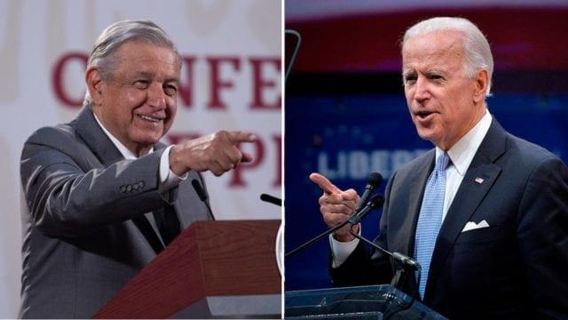 Joe Biden no considera compartir vacunas con México