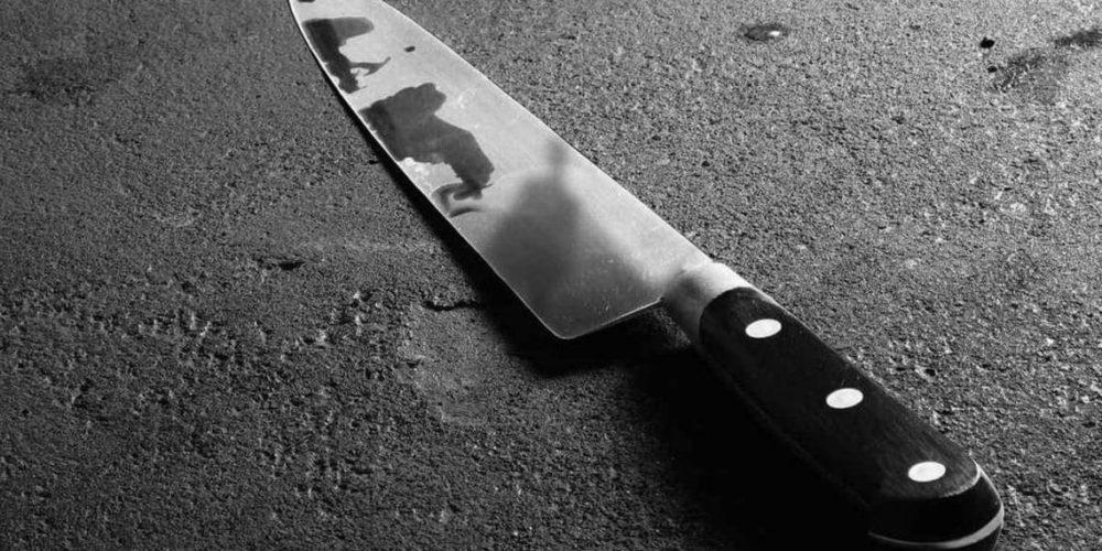 Peleó con su hermano, y luego se abrió la panza con un cuchillo, en Las Huertas