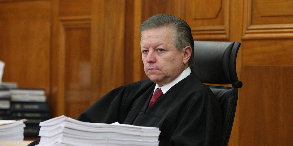 Zaldívar llamó a juez que suspendió la Reforma Eléctrica y reunión terminó en insultos