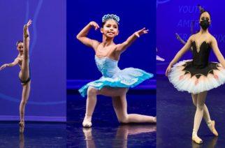 Bailarinas de Aguascalientes destacan en concurso en EU
