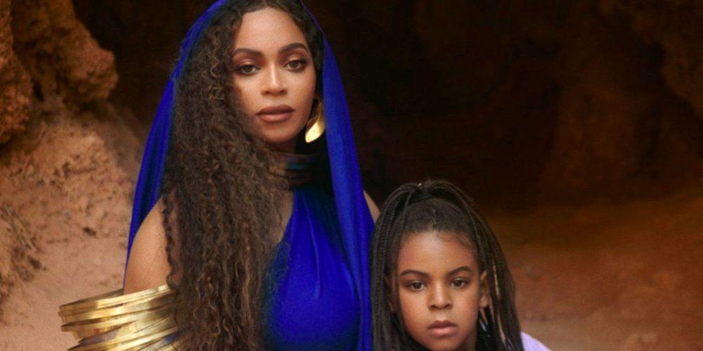 Hija de Beyoncé y Jay-Z, Blue Ivy, gana su primer Grammy a los 9 años