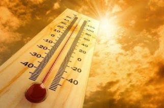 Alertan por temperaturas cercanas a los 40 grados en Aguascalientes