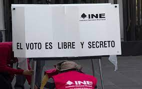 Aprueba INE instalación de 1,701 casillas para elecciones del 6 de junio en Aguascalientes