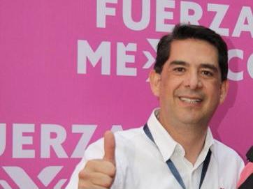 Se va de Fuerza por México, su dirigente estatal, luego de que bajaron a LARF