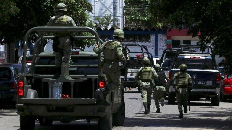 CNDH investiga participación de militares en muerte de guatemalteco en Chiapas