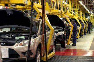 Bajó la producción de Nissan en febrero en 17%