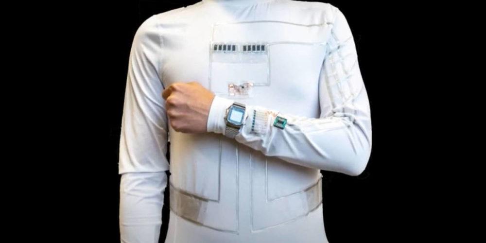 Crean camiseta que recarga dispositivos mediante el sudor