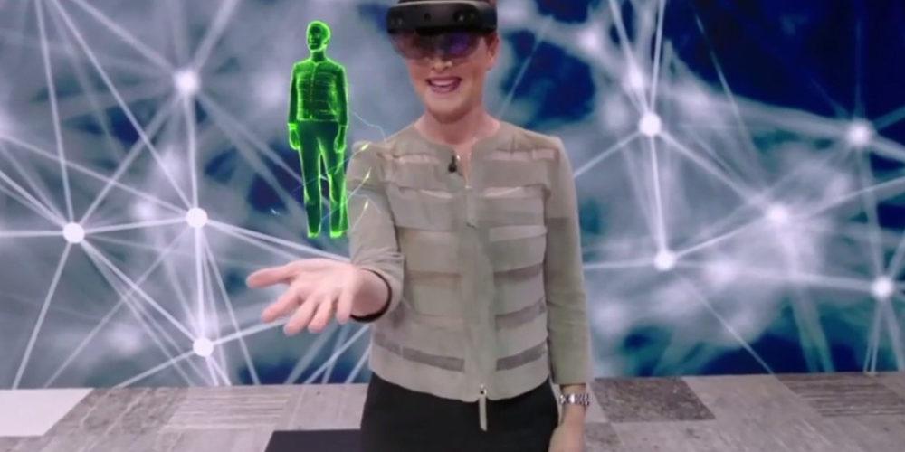 Microsoft presenta plataforma para realizar reuniones con hologramas