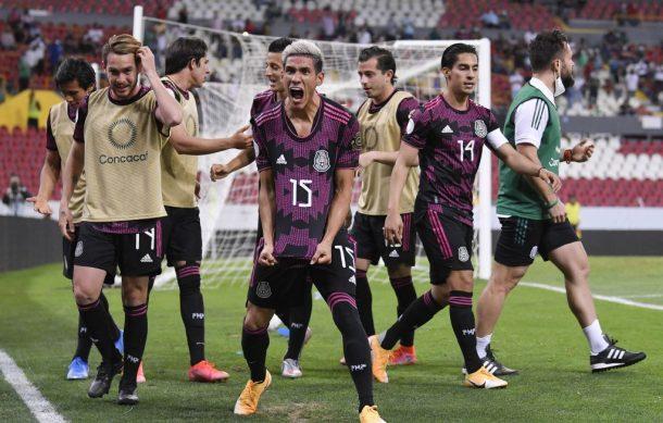 México asegura su lugar en los Juegos Olímpicos