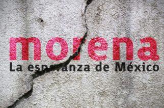 Por imposiciones comenzó desbandada en Morena