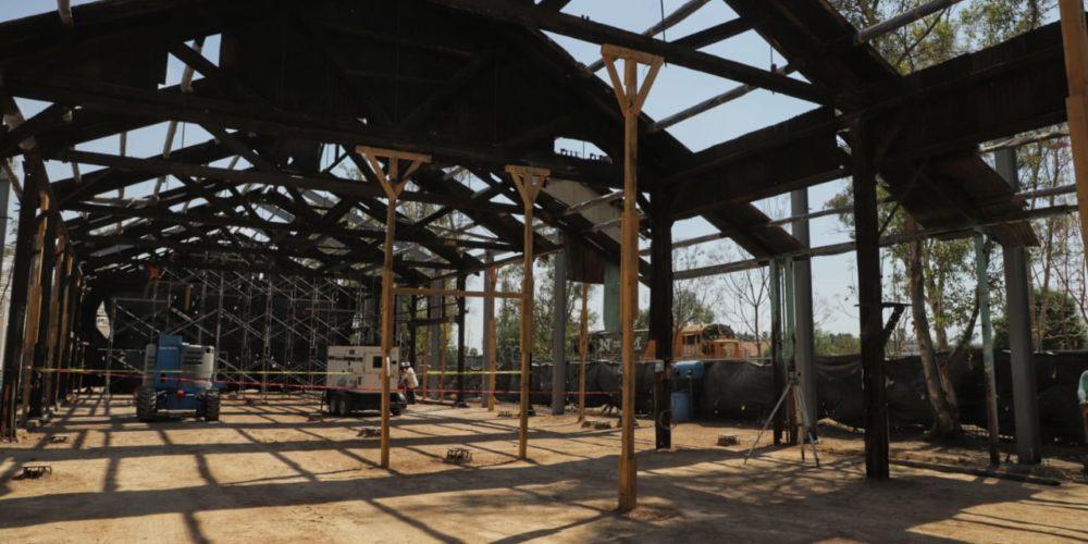Proyecto de rescate de ex talleres del ferrocarril en Aguascalientes contempla centros comerciales, restaurantes y cine